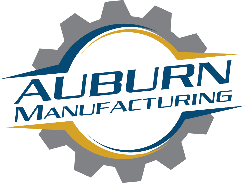 Auburn Mfg - Web Development - Logo - Lassiter Advertising Inc