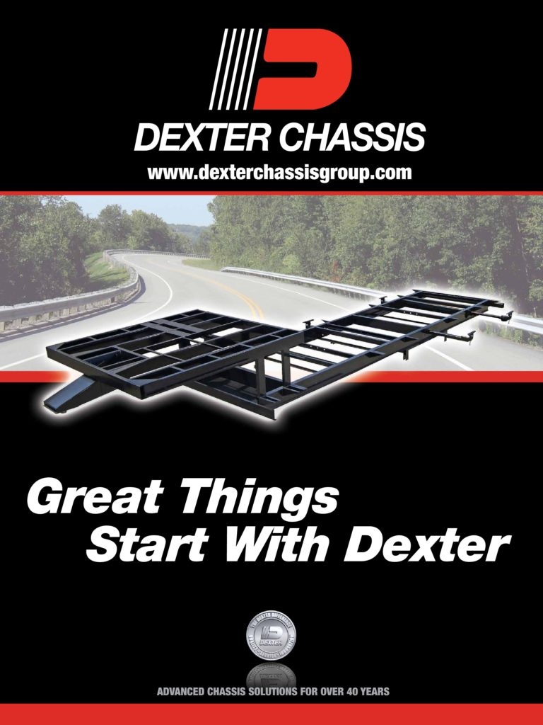 Dexter Chassis - Corporate Literature - Lassiter Advertising Inc